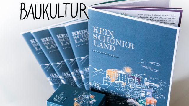 KEIN SCHÖNER LAND – Baukulturspiel
