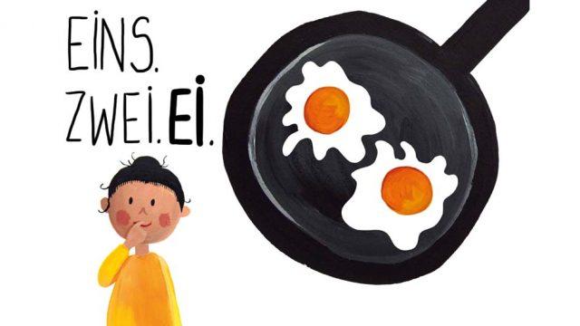 Eins. Zwei. Ei. – Ella macht Frühstück